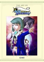 Couverture The Art of Phoenix Wright: Ace Attorney