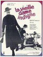 Affiche La Vieille Dame indigne