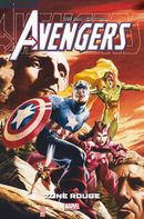 Couverture Avengers : Zone Rouge