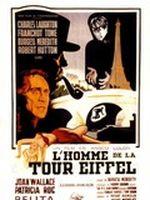Affiche L'Homme de la tour Eiffel