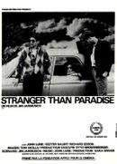 Affiche Stranger than Paradise