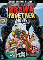 Affiche The Drawn Together Movie : The Movie!
