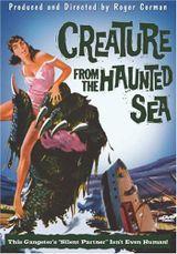 Affiche La Créature de la mer hantée