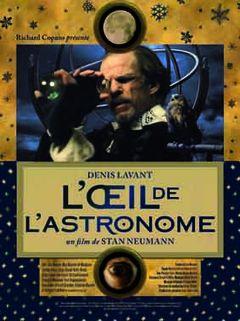 Affiche L'Œil de l'astronome