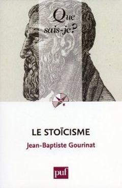 Couverture Le stoïcisme