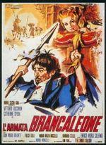 Affiche L'Armée Brancaleone