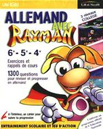 Jaquette Rayman Allemand