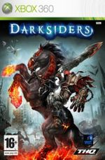 Jaquette Darksiders : Wrath of War