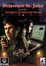 Jaquette Delaware St. John Vol 1 : The Curse of Midnight Manor