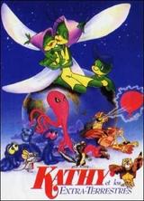 Affiche Kathy et les extraterrestres