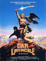 Affiche Dar l'Invincible
