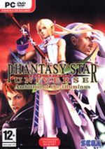 Jaquette Phantasy Star Universe : Ambition of the Illuminus