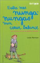 Couverture Entre mes nunga-nungas mon coeur balance - Le journal intime de Georgia Nicolson, tome 3