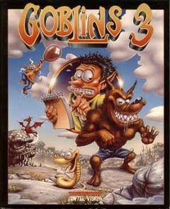 Jaquette Goblins 3