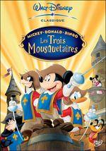 Affiche Mickey, Donald, Dingo : Les 3 mousquetaires