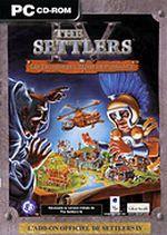 Jaquette The Settlers IV : Les Troyens et l'Elixir de Puissance