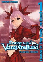 Couverture Dance in the Vampire Bund