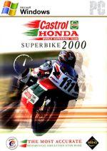 Jaquette Castrol Honda Superbike 2000