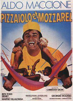 Affiche Pizzaiolo et Mozzarel
