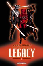 Couverture Anéanti - Star Wars : Legacy, tome 1