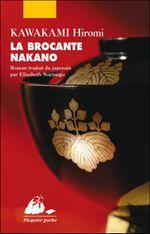 Couverture La brocante Nakanô