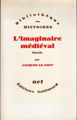 Couverture L'imaginaire médiéval