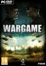 Jaquette Wargame : European Escalation