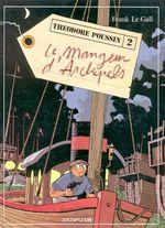 Couverture Le Mangeur d'archipels - Théodore Poussin, tome 2