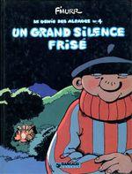 Couverture Un grand silence frisé - Le Génie des alpages, tome 4