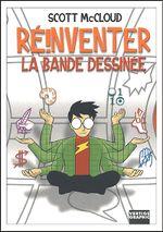 Couverture Réinventer la bande dessinée