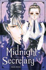 Couverture Midnight Secretary