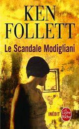Couverture Le Scandale Modigliani