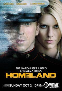 Affiche Homeland