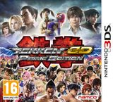 Jaquette Tekken 3D : Prime Edition