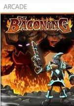 Jaquette DeathSpank : The Baconing