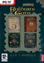 Jaquette Baldur's Gate Compilation
