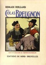 Couverture Colas Breugnon