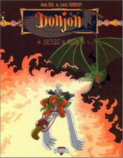 Couverture Sortilège et Avatar - Donjon Zénith, tome 4