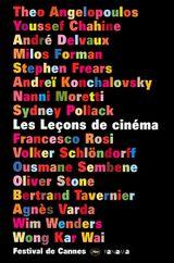 Couverture Les Leçons de cinéma : Festival de Cannes