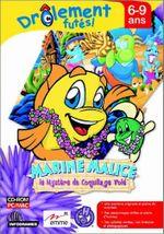 Jaquette Marine Malice 3 : Le Mystère de Coquillage volé