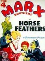Affiche Plumes de cheval