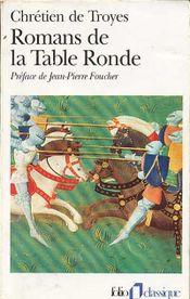 Couverture Romans de la Table Ronde