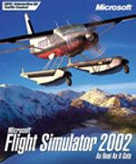 Jaquette Flight Simulator 2002