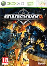 Jaquette Crackdown 2
