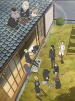 Affiche Natsume Yuujinchou Shi