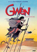 Affiche Gwen et le Livre de sable