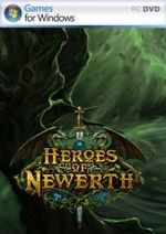 Jaquette Heroes of Newerth