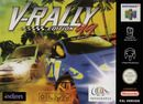 Jaquette V-Rally : Edition 99