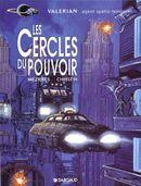 Couverture Les Cercles du pouvoir - Valérian, tome 15