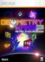 Jaquette Geometry Wars Evolved 2